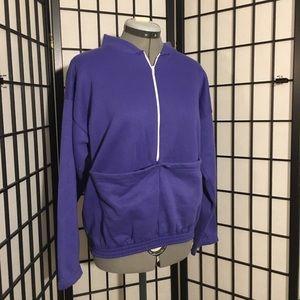 Vintage Purple sweatshirt